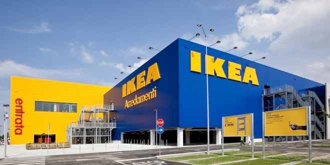 Ikea says in fiscal year 2015 it saw a 29 percent increase in sales of products that contribute to a more sustainable life at home for consumers
