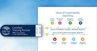 The value of sustainability reporting