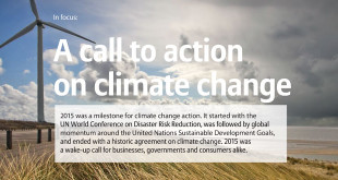 An interview with Dr Saskia Juretzek, Senior Sustainability Manager: Allianz's strategies and policies for reducing its environmental impact and combating climate change