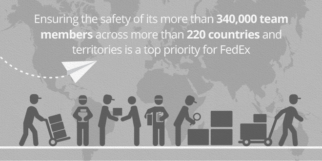 Case study: How FedEx is ensuring occupational safety