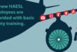 Case study: How HAESL ensures occupational health and safety