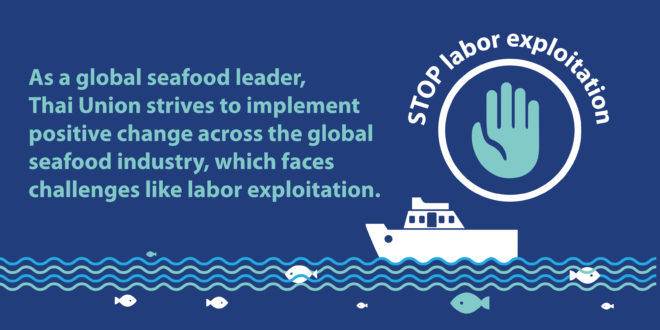 Case study: How Thai Union promotes ethical labor practices in the global seafood industry
