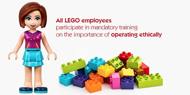 Case study: How the LEGO Group promotes integrity in its operations -  SustainCase - Sustainability Magazine