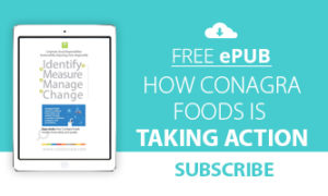 Case study: How ConAgra Foods promotes food safety and