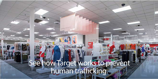 Case study: How Target prevents forced labour in its supply chains